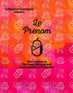 affiche_le prenom-La-recre-et-compagnie-lyon