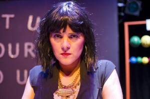 Aline CHETAIL - Comédienne - Metteuse en scène et responsable artistique de la Récré et Cie